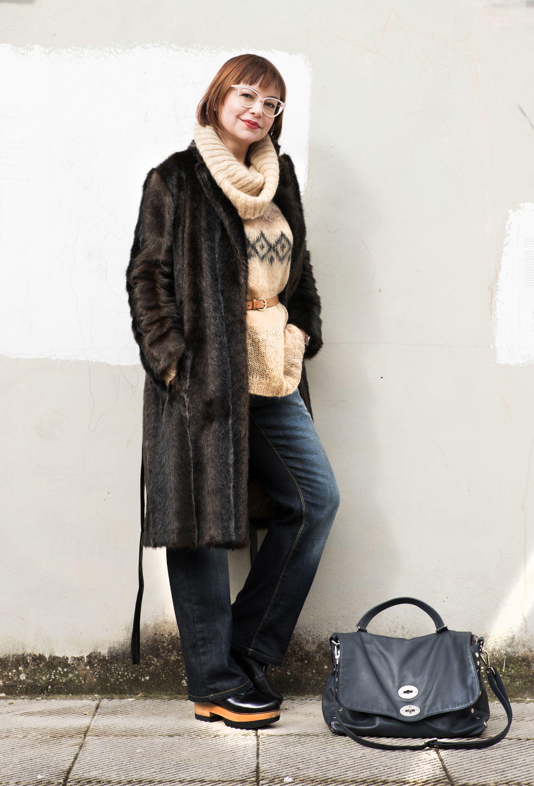 size 40 be5be f38bc Ultima chiamata per indossare la mia amata pelliccia ...