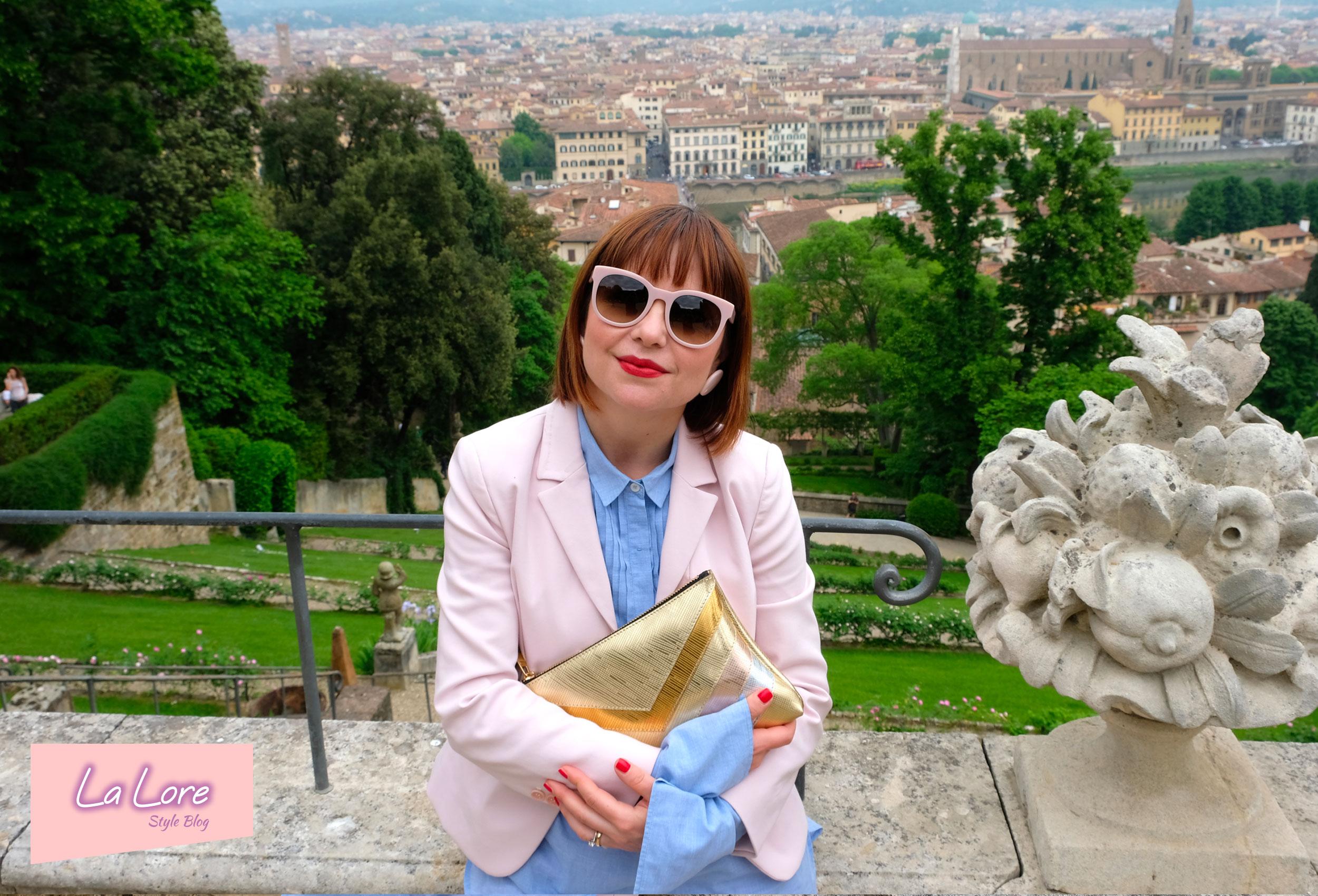Glicine in fiore a Firenze appuntamento a Villa Bardini